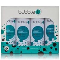 Bubble T Bath and Body Body T-ssentials in Moroccan Mint Tea (4x100ml)