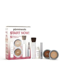 Pur Minerals Start Now Kit in Light