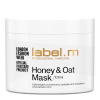 label.m Honey & Oat Treatment Mask (120 ml)