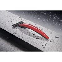 Maquinilla R1-S con soporte de Bolin Webb- Monza Red