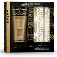 Joico Anniversary Edition Deep-Penetrating Reconstructor and Metallic Temporary Tattoo (200ml)