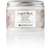Origins Comfort Mood™ beurre pour le corps vanillé ultra-riche (200ml)