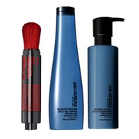 Shu Uemura Art of Hair Muroto Volume Pure Lightness Shampoo (300ml), Conditioner (250ml) and Volume Maker (2g)