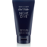 Davidoff Cool Water for Men Night Dive Shower Gel (150ml)