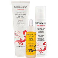 BALANCE ME DELUXE 3 STEPS TO RADIANT SKIN KIT