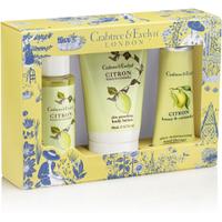 Crabtree & Evelyn Citron, Honey & Coriander Little Luxuries 3 x 50ml