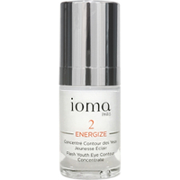 Concentré contour des yeux Flash Youth IOMA 15 ml