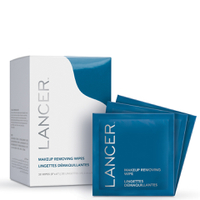 Lancer Skincare Makeup Removing Wipes