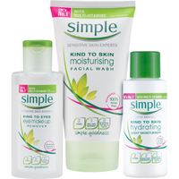 Simple Vital Skin Vitamin Pack