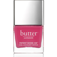 butter LONDON Patent Shine 10X Nail Lacquer 11ml - Flusher Blusher