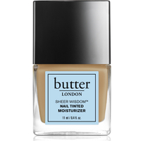 Sheer Wisdom Nail Tinted Moisturiser de butter LONDON 11ml - Medium
