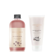 Grow Gorgeous Hair Density Serum and Cleansing Conditioner Brunette Prismatic