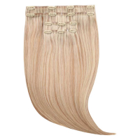 "Beauty Works Jen Atkin Invisi-Clip-In Hair Extensions 18"" - Bohemian Blonde 18/22"