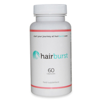 Hairburst Vitamins for Healthy Hair - 60 capsules