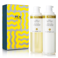 REN NEROLI AND GRAPEFRUIT HYDRATING BODY DUO