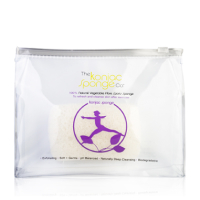 The Konjac Sponge Company 100% Pure Lilac Lady Sports Sponge