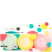 Bubble T Bath & Body - Macaroon Lip Balm Set 3 x 7g
