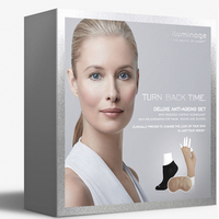 Iluminage Deluxe Anti-Ageing Gift Set - M-L (Worth £85)
