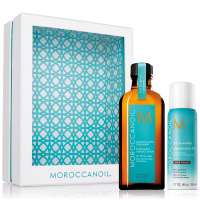 Moroccanoil Home and Away Original Set - Dark