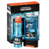 L'Oréal Paris Men Expert Cool Power Gift Set