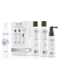 Nioxin Hair System Kit 1 and Bodifying Foam Bundle