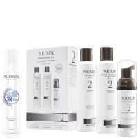 Nioxin Hair System Kit 2 and Bodifying Foam Bundle