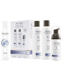 Nioxin Hair System Kit 6 and Bodifying Foam Bundle