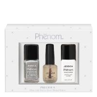 Jessica Nails Phenom Precious Metals Gift Set - Antique Silver