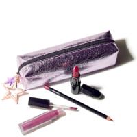 MAC Starlit Lip Bag - Berry (Worth £47)