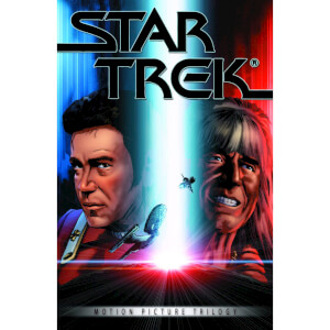Star Trek: Motion Picture Trilogy Graphic Novel