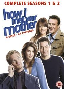 How I Met Your Mother - Seizoen 1-2 Box Set