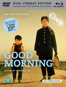 Good Morning / I was Born But… Dual Format Edition [Blu-ray+DVD]