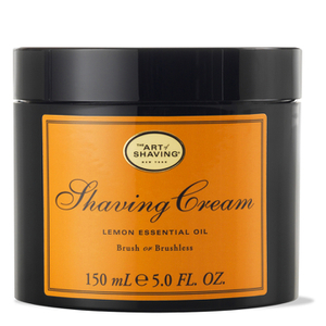 The Art of Shaving Shaving Cream Lemon 150g