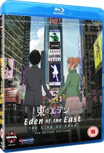 Eden Of The East Movie 1: King Of Eden Blu-ray