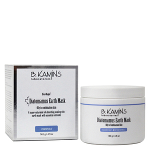 B Kamins Diatomamus Earth Face Mask - Oily to Combination Skin