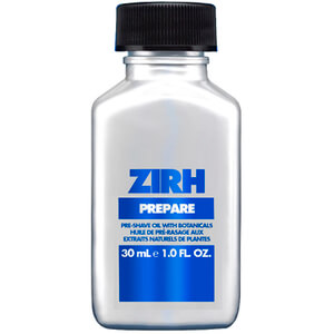 Zirh Prepare Botanical Pre-Shave Oil 30ml