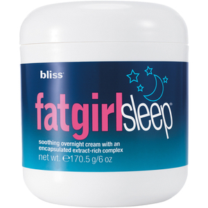 Traitement amincissant nuit bliss Fat Girl Sleep 6oz