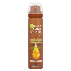 Garnier Ambre Solaire Bronzer Spray Mist Facial Sans Traces - Original (75ml)
