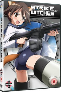 Strike Witches - Complete Serie Verzameling