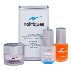 Nailtiques Formula 2 Kit (3 Products)