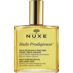 NUXE Huile Prodigieuse - Multi Usage Dry Oil Spray (100ml)