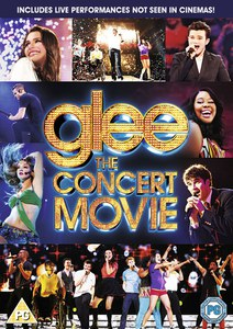Glee Concert Movie - Double Play (Bevat DVD en Digital Copy)