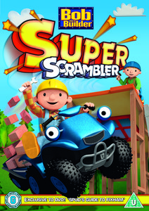 Bob the Builder: Super Scrambler