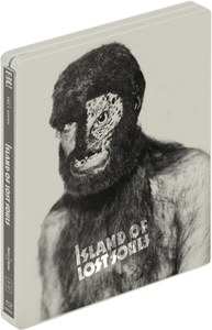 Island of lost Souls - Steelbook Edition
