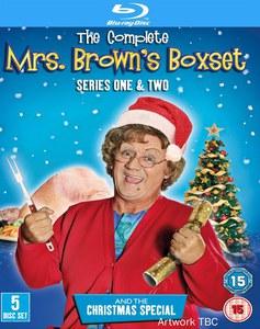 Mrs Browns Boys - Seizoen 1-2 en Kerstspecial
