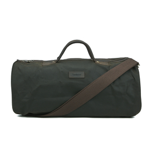 Barbour Men's Wax Holdall - Olive