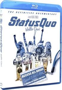 Status Quo: Hello Quo - Access All Areas Collector's Editie