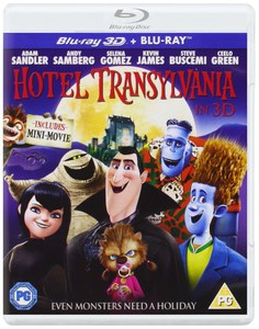 Hotel Transylvania 3D (Includes UltraViolet Copy)