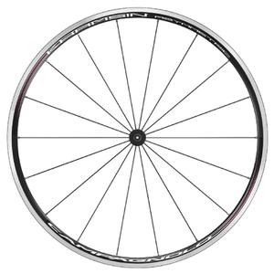 Campagnolo Khamsin Asymmetric Clincher Wheelset - Black
