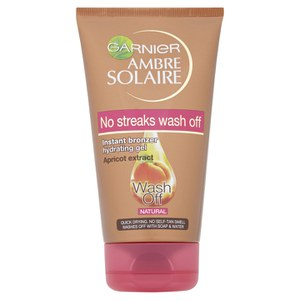 Garnier Ambre Solaire Wash Off Matte Tan (150ml)